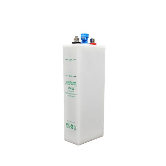 1.2V rechargeable ultra low maintenance nicd battery