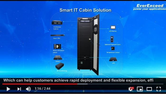 everexceed smart it cabin solution video