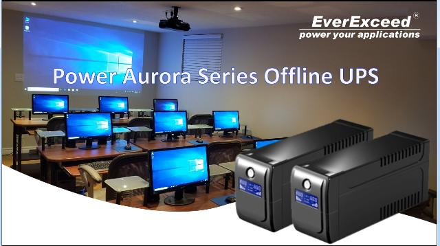 Everexceed Poweraurora-Serie Offline-Ups